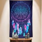 tenture décorative attrape-rêves