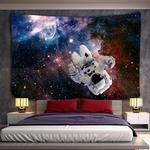 tenture murale espace astronaute