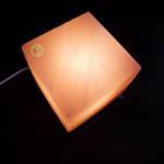 lampe en sel zen cube