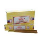 encens naturel indien vanille