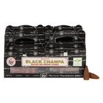 cônes encens reflux naturel black champa