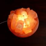 lampe de sel décorative