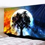 tenture décorative arbre de vie