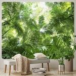 tapisserie murale zen nature jungle