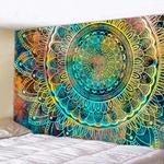 tenture décorative zen mandala