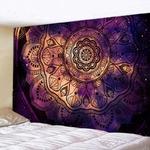 tapisserie murale décorative mandala