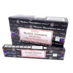 encens naturel satya black champa