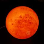 lampe de sel himalaya sphère