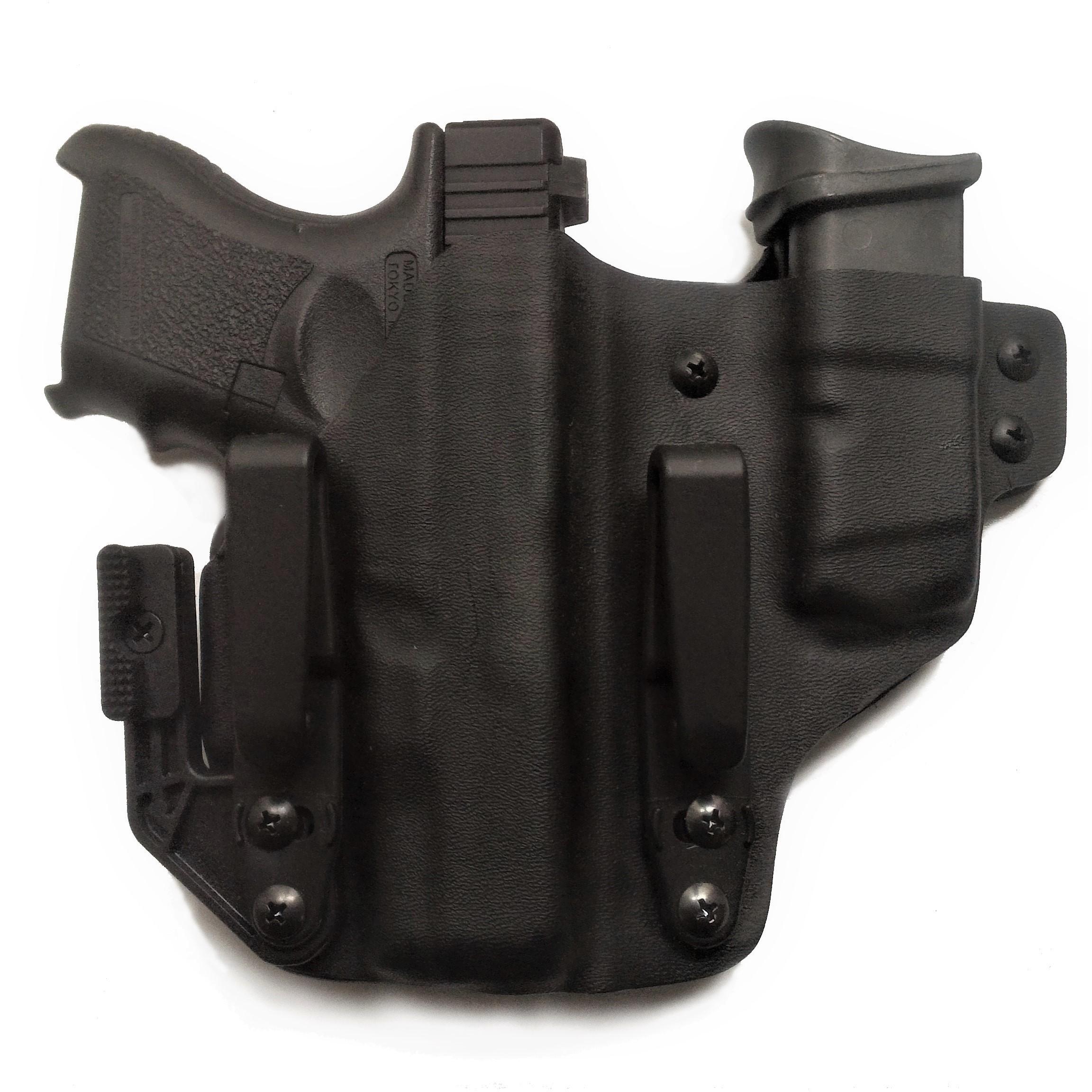 holster kydex fantome xl etfr glock 26 appendix