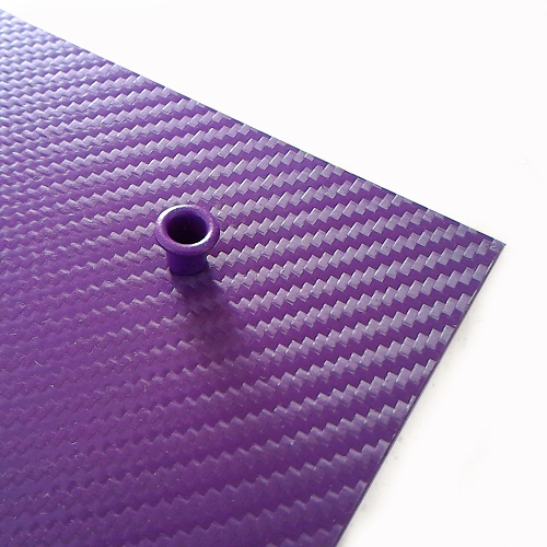 Purple haze carbon