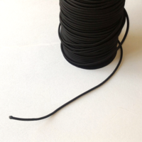 Choc Cord 3 mm (by the meter)