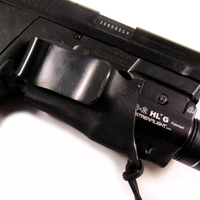 Clever light Trigger Guard Holster