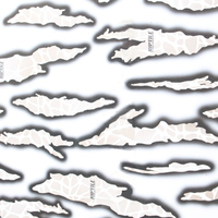 "Kydex® Riptile camouflage® Ice Age .080"""