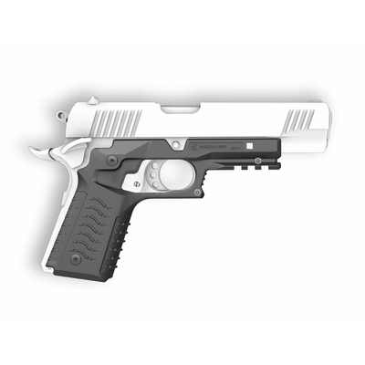 CC3H Grip and Rail System for the 1911