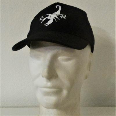Black ETFr Cap