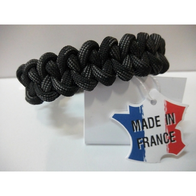 Paracord Piranha Elite Camo Night Wristband