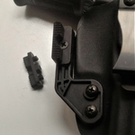 fantome holster kydex claw griffe iwb