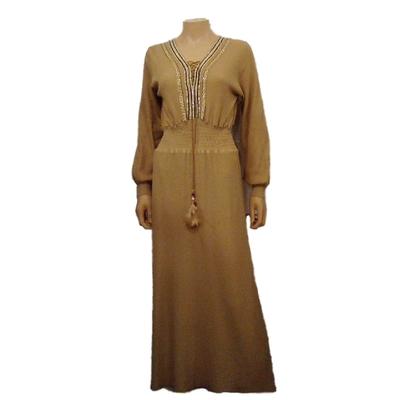 Robe pull style bohème