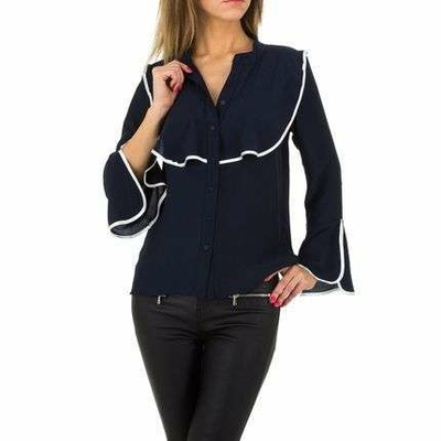 Chemise fronce