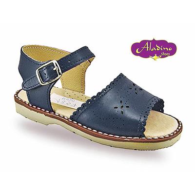 Sandale enfant cuir