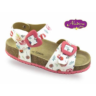 Sandale cuir enfant