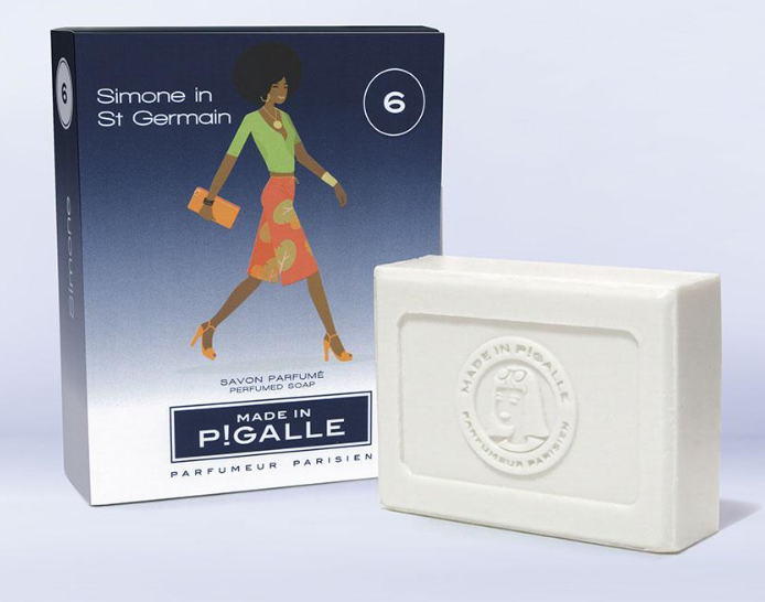 Savon Simone in Saint Germain
