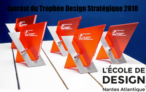 trophee design L'univers du Made in France sur coqelysées.com