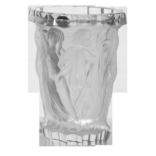 Vase en Cristal opalescent