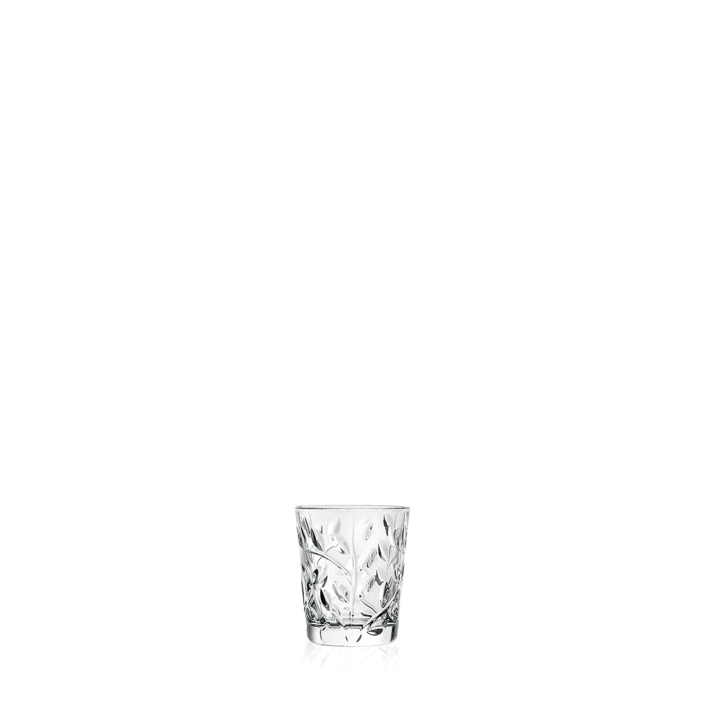 6 Verres à Whisky LAURE
