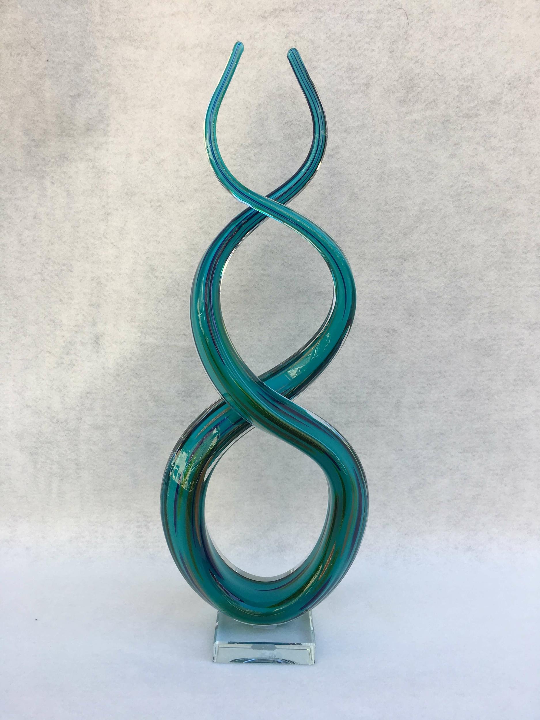 Sculpture l\'infini