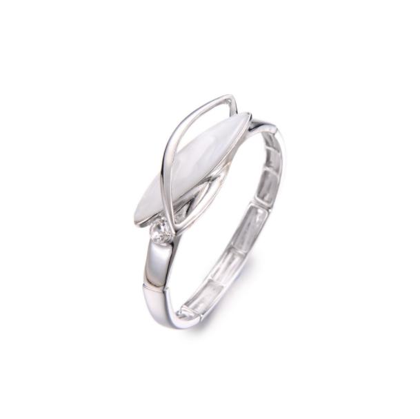 Funai Bracelet elastique blanc