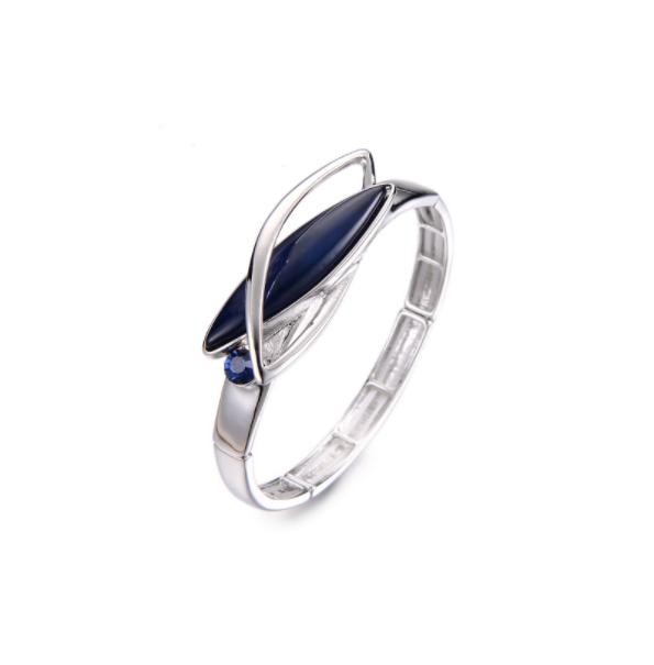 Funai Bracelet elastique bleu marine