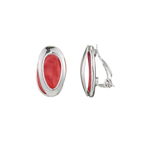BLYTHE-Boucle d\'oreille rouge