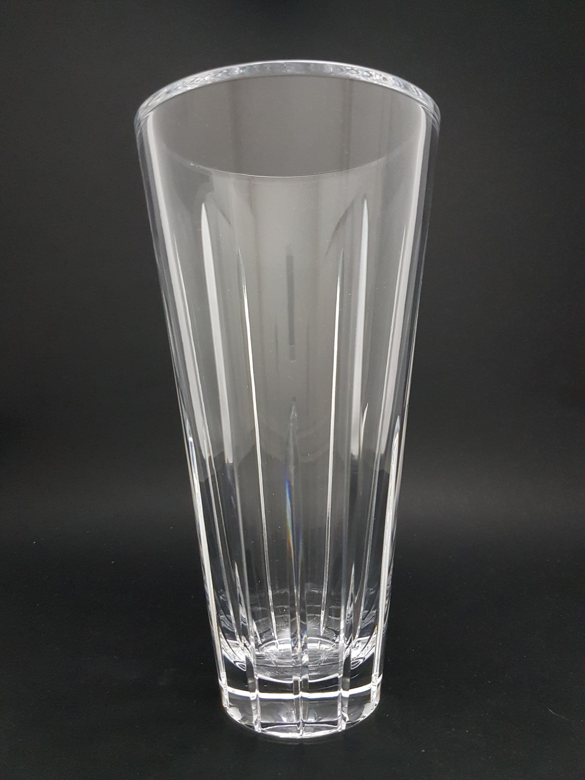Vase en Cristal 25 cm Saint Paul