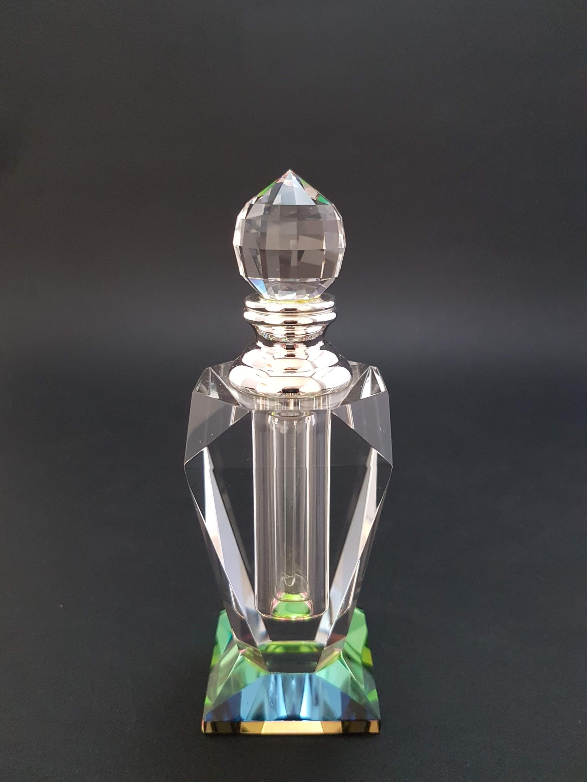Flacon à parfum en cristal boréal 6ML