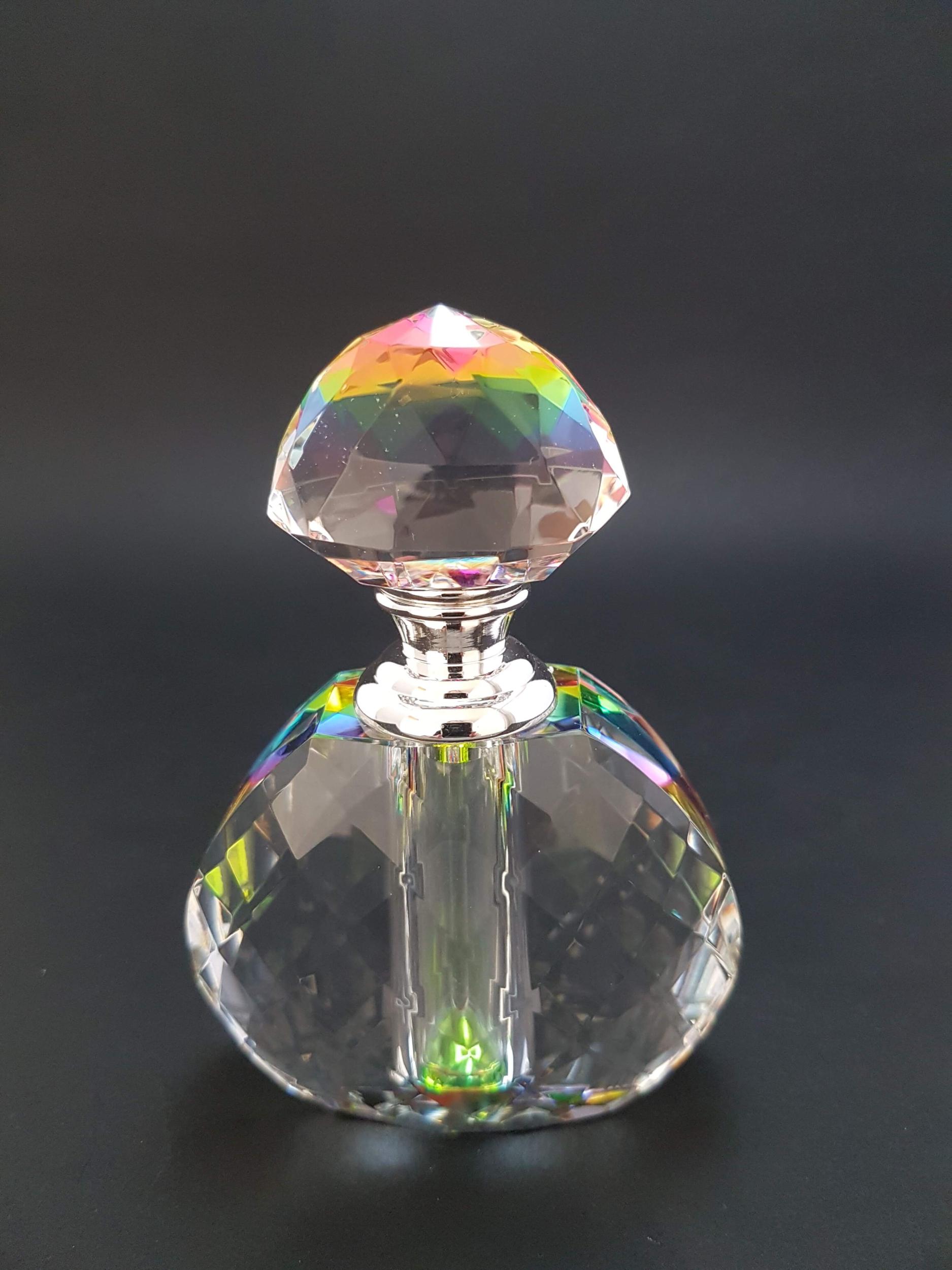 Flacon à Parfum en Cristal Boréal 3ML