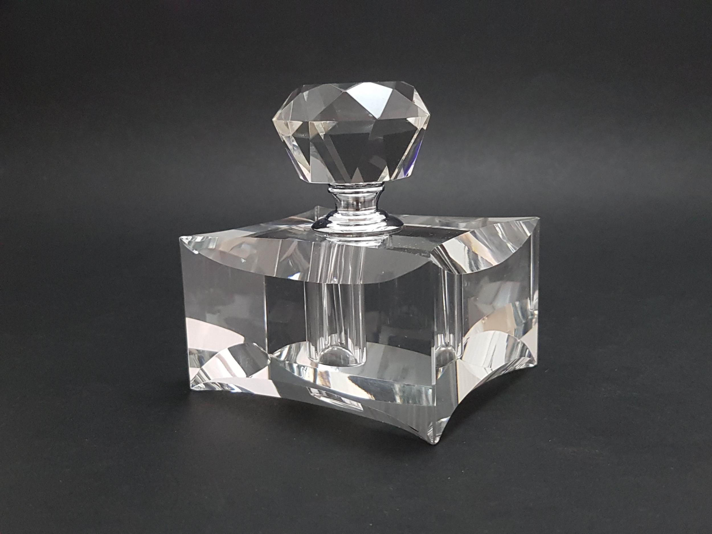 Flacon à parfum cristal 12ML