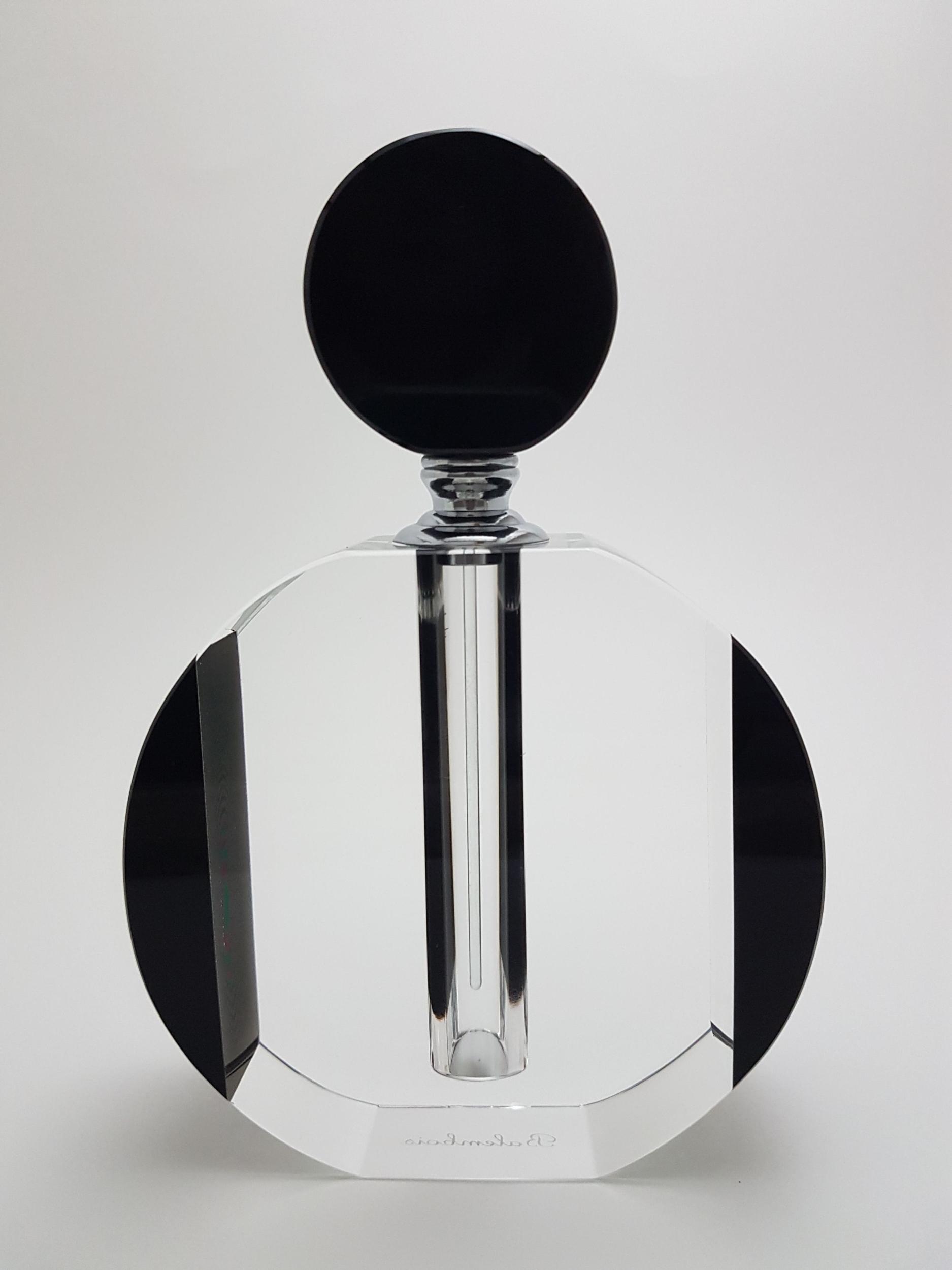Grand Flacon à parfum en cristal
