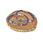 bracelet-acier-cordelette-mouchetée-trisquel-série-a (1)