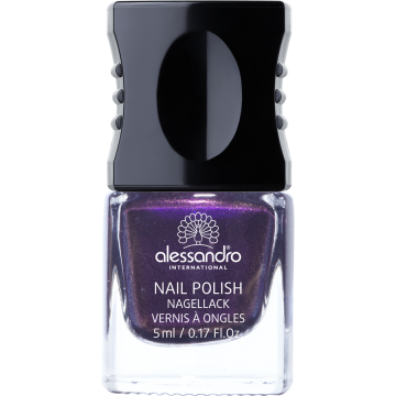Vernis à Ongles Mini glam rock purple passion