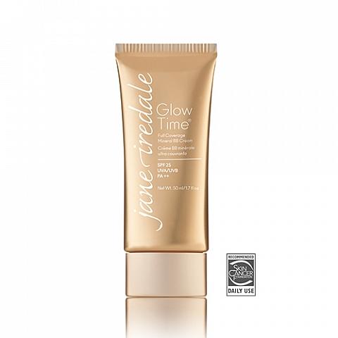 Glow Time SPF25 Crème BB Minérale Ultra Couvrante