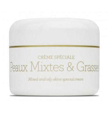 Crème Spéciale Peaux Mixtes et Grasses