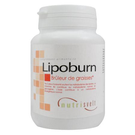 Lipoburn - Brûleur de graisses