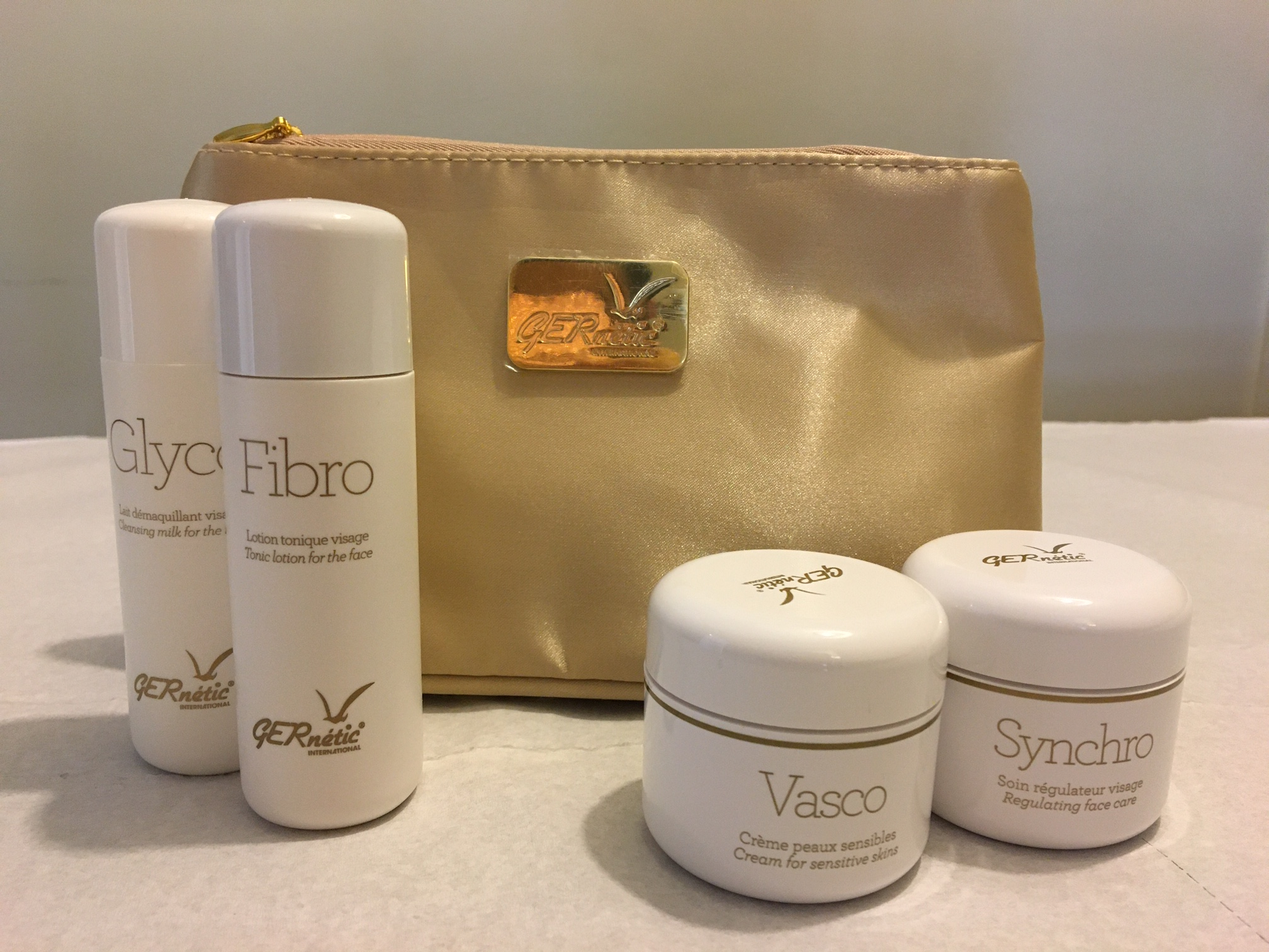 SET DECOUVERTE - glyco/fibro/synchro/vasco