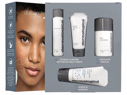 DISCOVER HEALTHY SKIN KIT - kit découverte peau saine
