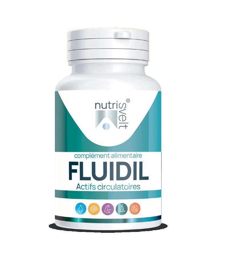 FLUIDIL - actifs circulatoires