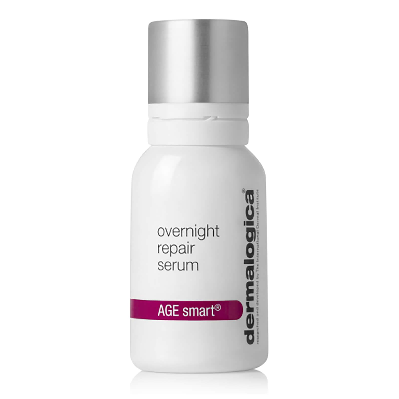 OVER NIGHT REPAIR SERUM - sérum réparateur de nuit nourrissant & anti-âge