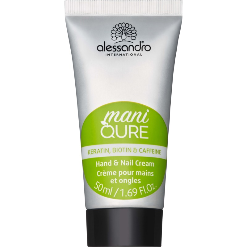Crème pour Mains & Ongles