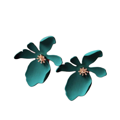 Boucles d\'oreilles Fleur d\'été