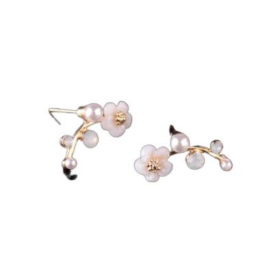 Boucles d\'oreilles Flora
